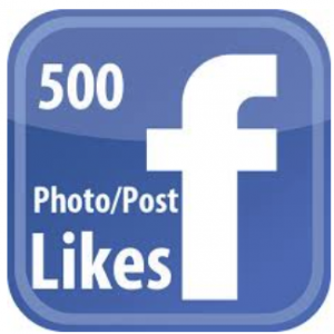 Facebook post likes for all.